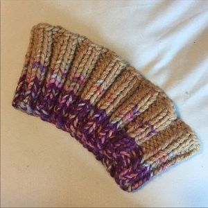 Accessories - STILL FOR SALE*** hand knit ear warmers